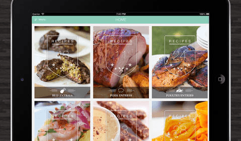 Caveman Diet Ideas : Awesome paleo diet apps for iphone ipad iphoneness