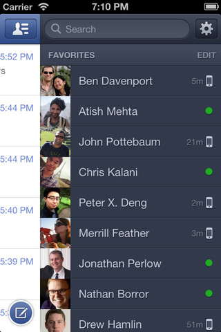 Facebook Messenger Gets Voice Calls, Translucent iPhone 5 Mod Kit