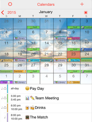Top Calendar Apps For Iphone Ipad Iphone Calendars
