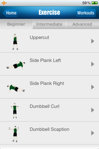 7 Awesome Arm Workout Apps for iPhone / iPad