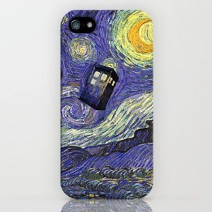 doctor who van gogh