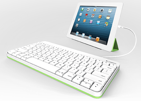 ipad wired keyboard