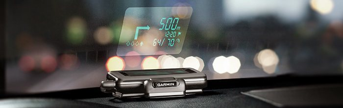 Garmin HUD: Windshield iPhone App Directions, LocalScope Goes Free