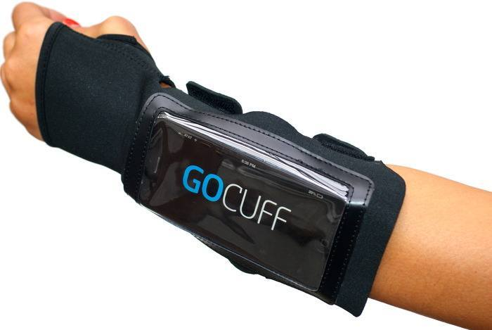 Gocuff Iphone Amp Android Fitness Wrist Case