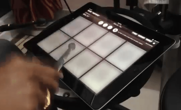 ipad drumsticks