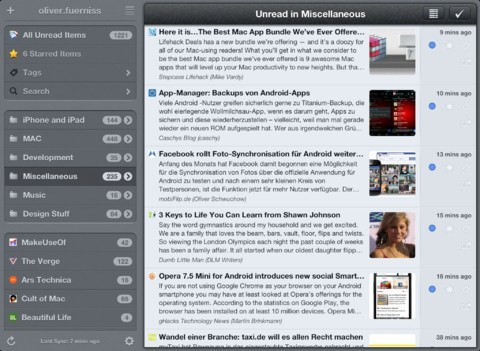 6 iOS Apps for Feedly, Feedbin, Old Reader, Feed Wrangler & BazQux -