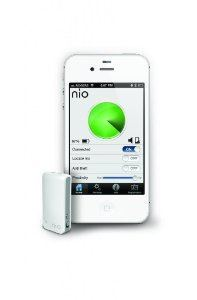 Nio Anti-Theft Accessory, Swissvoice iPhone Handset with Siri