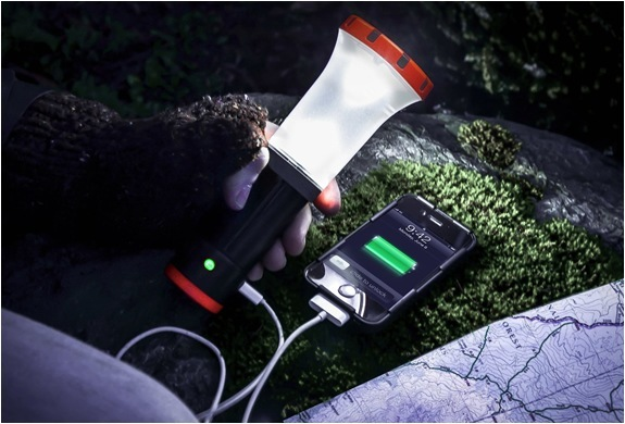 waterproof charger