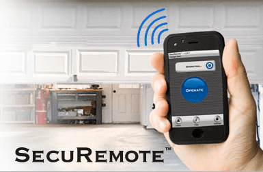 Marvelous SecuRemote: This Has Apps Available For Android, IPhone, And BlackBerry  Devices. You Can Add Up To 5 Users To Control Your Garage Door.