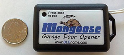 Mongoose install this smart garage door controller on existing 2-wire motors and you are ready to use your iOS device as its remote. & Best iPhone Garage Door Openers for iOS pezcame.com