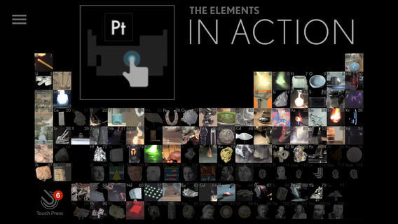 6 interactive chemistry apps for iphone ipad iphoneness elements in action brings demonstrations for the elements of the period table to your ipad and iphone it helps you better understand what makes each urtaz Gallery