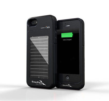 solar iphone 5s case