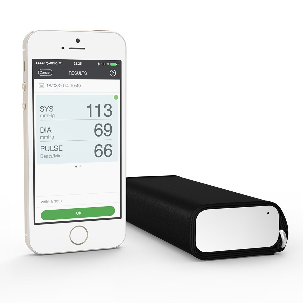 4 Wireless Blood Pressure Monitors for iPhone