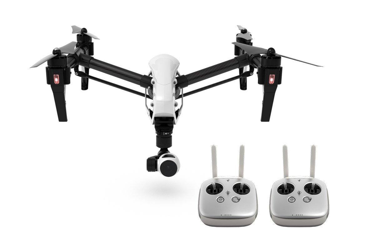 DJI Inspire 1 A Powerful Drone With 4K Camera For Aerial Photography This Complete Ready To Fly System Can Be Used Indoors It Features App Controlled