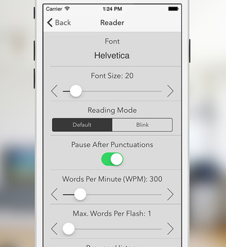 flash reader