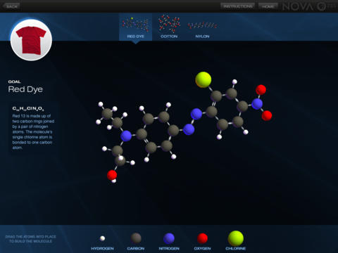 6 ios apps that teach you about molecules iphoneness nova elements teaches you what gives each element its unique properties how elements combine and more urtaz Gallery