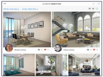 Homestyler Interior Design A Handy App