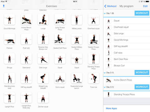 6 Iphone Apps For Barbell Workouts