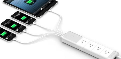 Do Iphone Chargers Have Surge Protectors