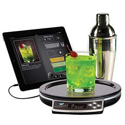 6 app enabled devices for mixing storing drinks iphoneness for Perfect drink pro scale