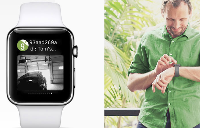 Turn Your Apple Watch Into A Garage Door Opener 2 Products Iphoneness