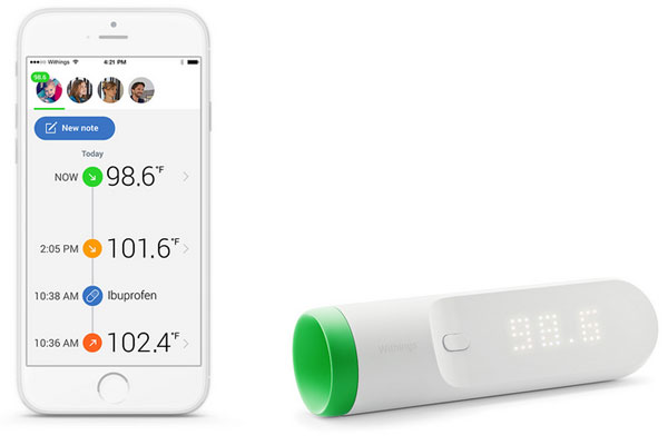 Thermo-WiFi-Thermometer