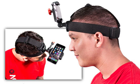 Velocity-Clip-iPhone-Head-Mount
