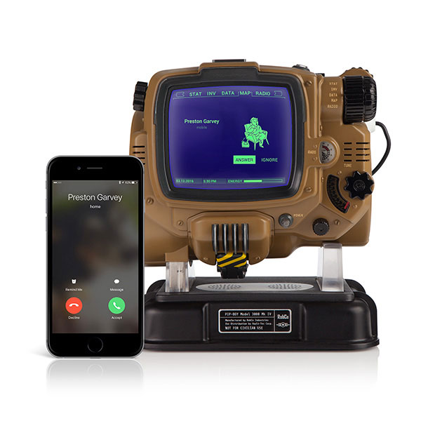 bluetooth-pip-boy