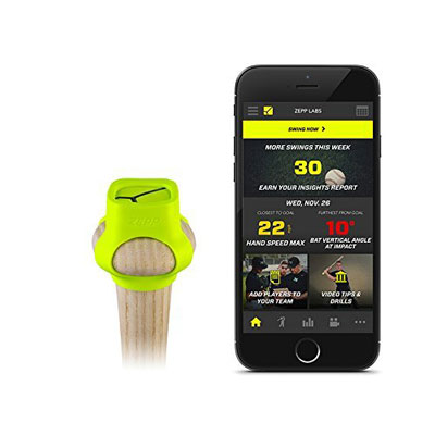 Zepp-3D-Baseball-Swing-Analyzer