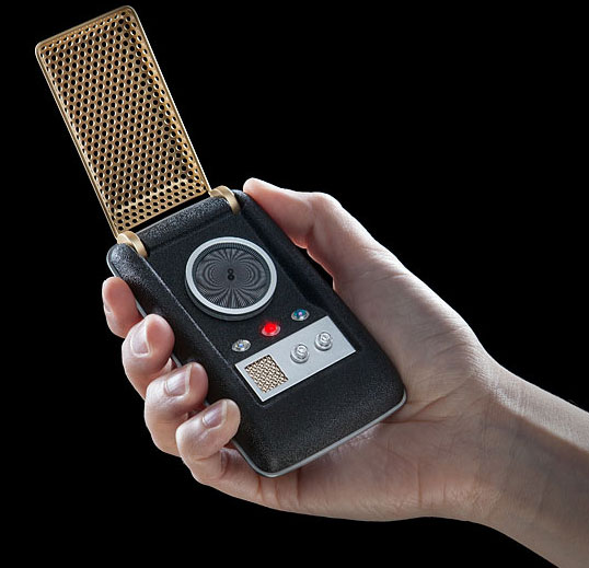 Bluetooth-Star-Trek-Communicator