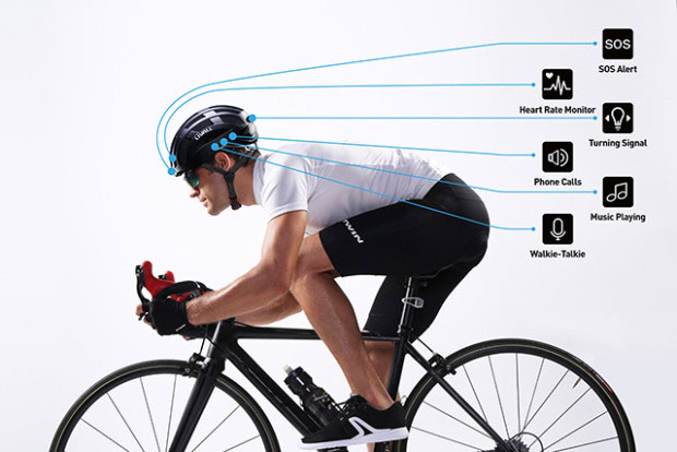 livall-smart-cycling-helmet