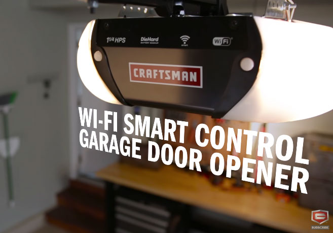 craftsman-smart-garage-door-opener