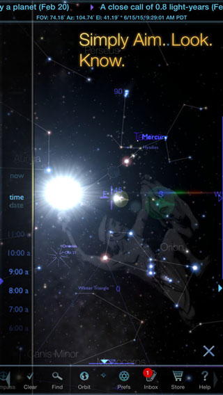 15 top astronomy apps for iphone and ios distant suns distant suns comes with thousands of stars and planets and helps you explore the sky right on your iphone it is gps aware and shows current sciox Gallery