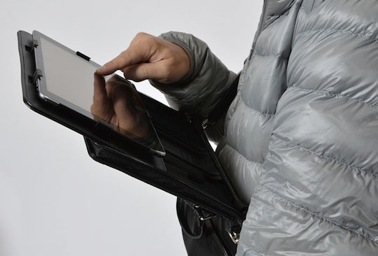 3 Hands Free Wearable Tablet Holders