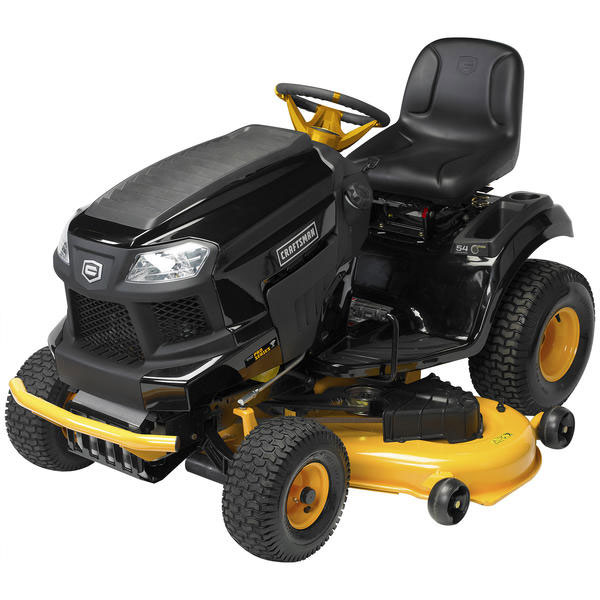 Craftsman Pro Series 54 Quot V Twin Kohler Riding Mower With