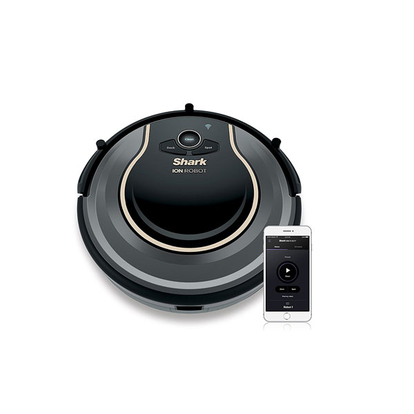 Shark Ion 750 Connected Robotic Vacuum With Alexa Amp Google