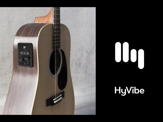 Hyvibe Smart Acoustic Guitar