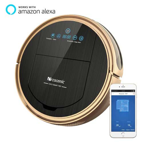6 Amazon Alexa Smart Robot Vacuums