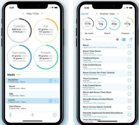 5 Must See Carb Counter Apps For Keto Low Carb Diets
