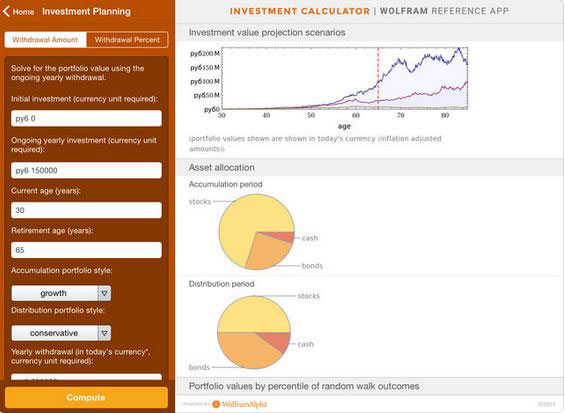 6 interest investment calculators for iphone ipad