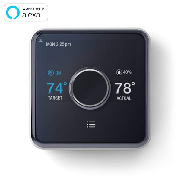 Hive Smart Heating Amp Cooling Thermostat Alexa Google