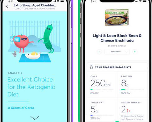 Pinto Nutrition Tracker For Iphone Ipad