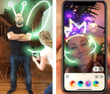 50+ Best Augmented Reality iPhone Applications with ARKit 50ef12010d